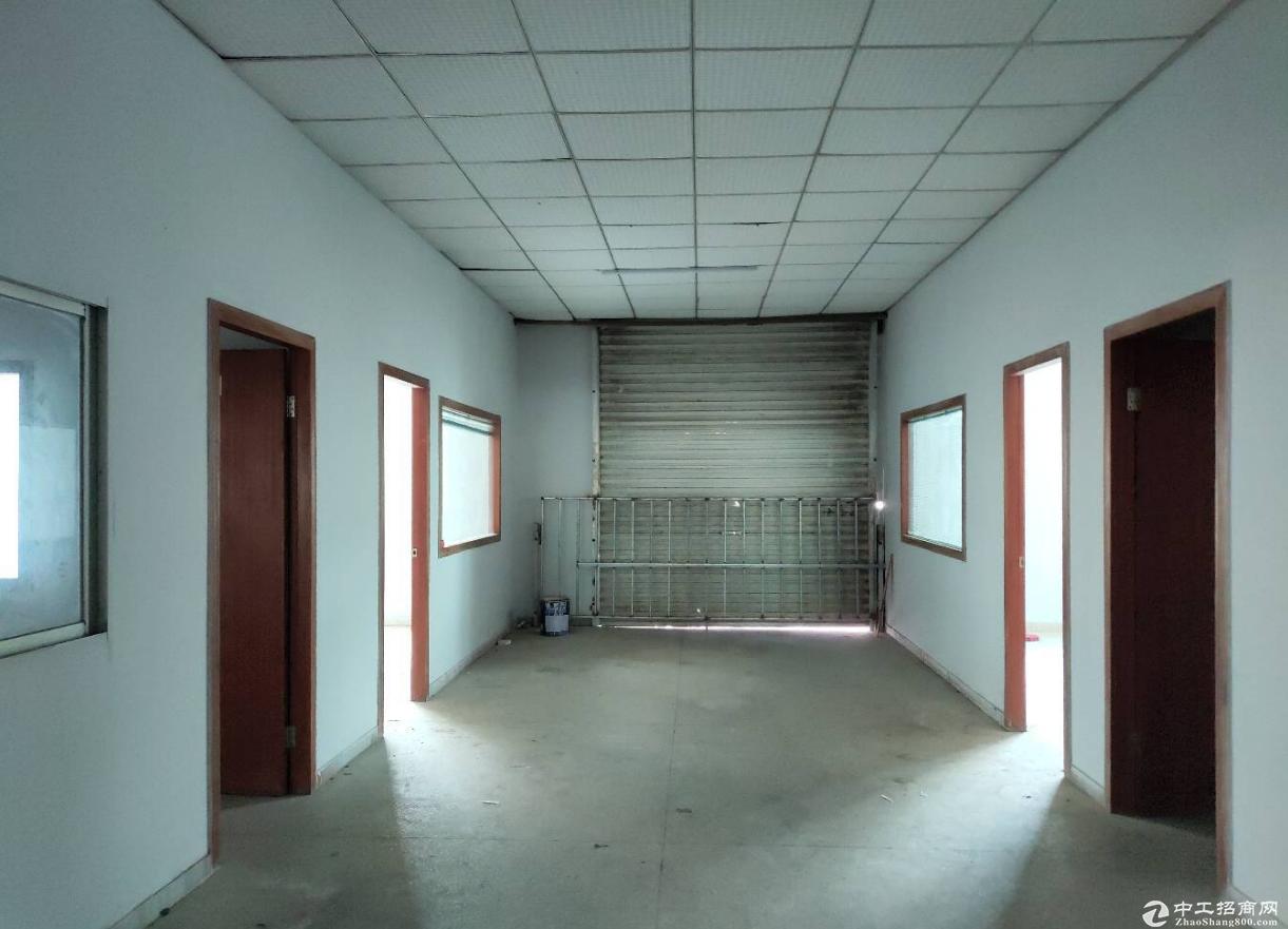 阜沙一楼1000平带装修厂房出租,无装让费