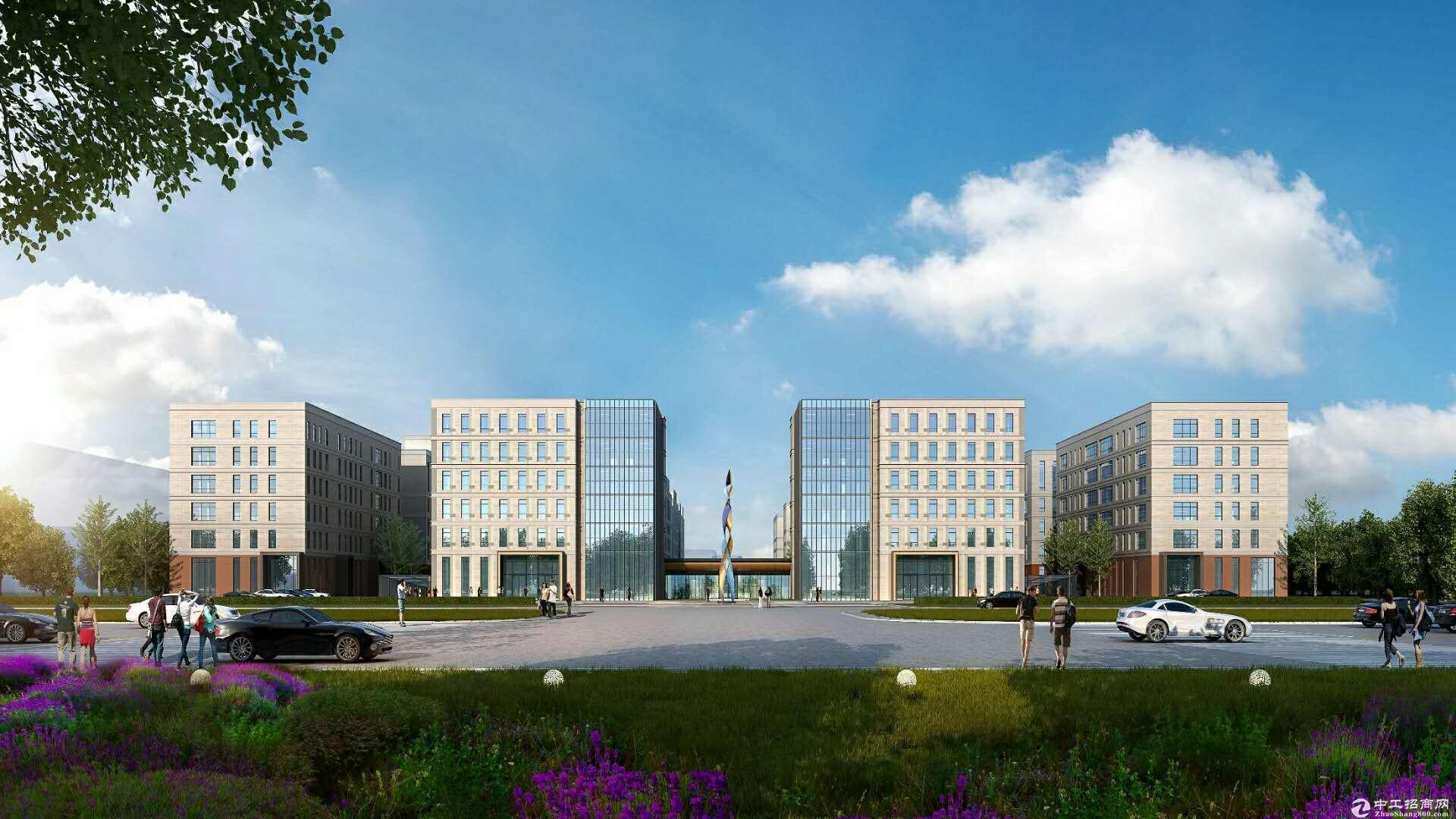 售)燕郊500厂房,办公研发楼。可环评裕泰园区图片2
