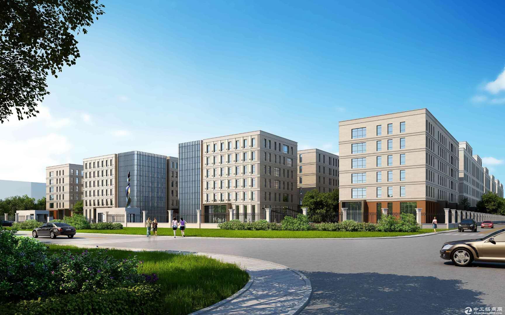 售)燕郊500厂房,办公研发楼。可环评裕泰园区图片4