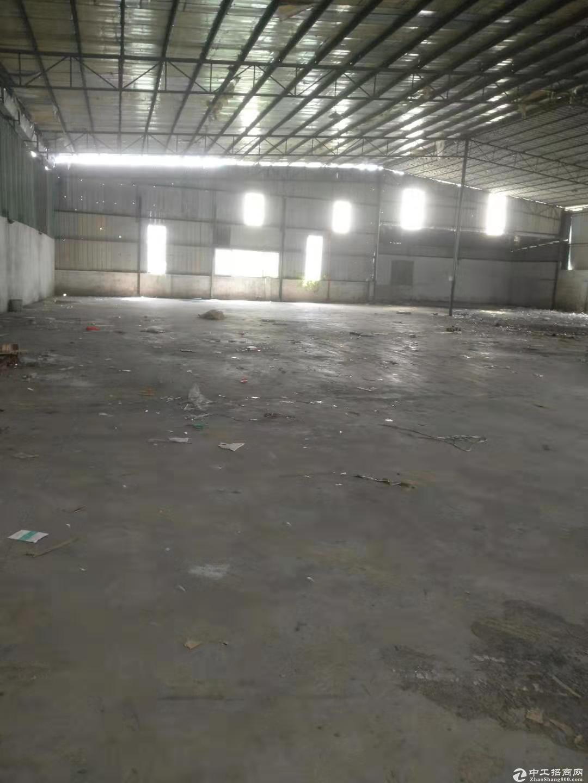 蓬江区杜阮镇单一层厂房800方出租 价格实在电大按需