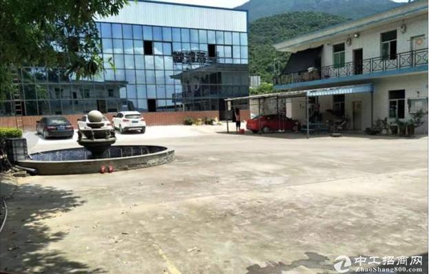 惠州惠阳新圩镇高速口钢构厂房3500平米出售
