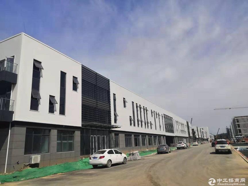 高新区政府建50年产权标准厂房可分割配套完善水陆空便利-图4