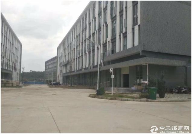 东莞塘厦全新带红本厂房13800平出售近高速路口