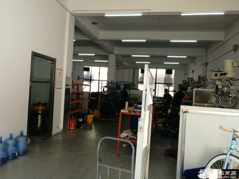 车墩有机械环评可挂靠245平米一楼厂房出租