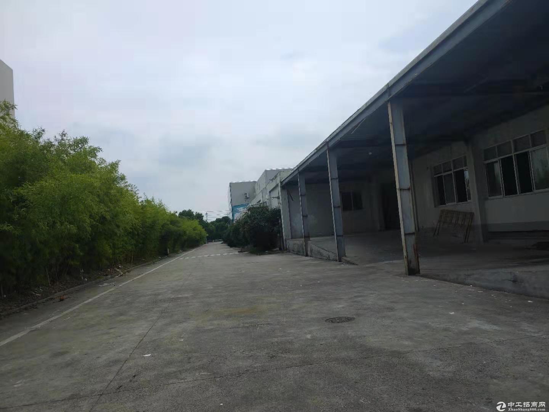 松江城区独门独院单层8000平米厂房出租