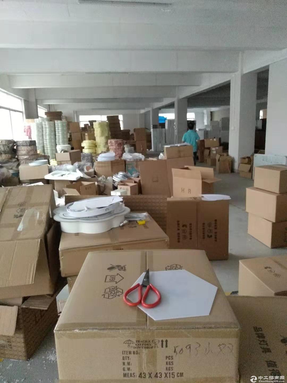 高新工业区标准厂房楼上600方出租 形象佳适合电商仓库等行业