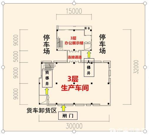 广东信基创新产业园独栋标准创新厂房-图2
