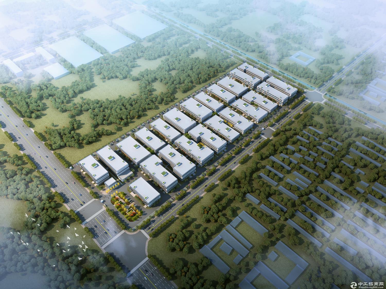 【工业用地】8.1米层高 标准产业园