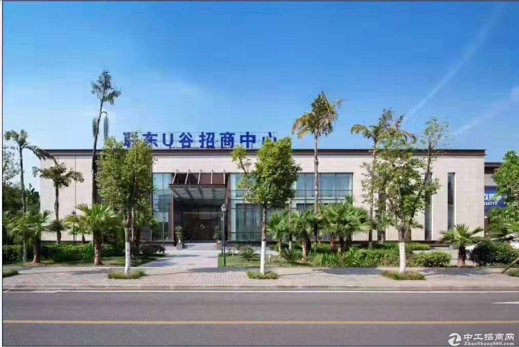 重庆巴南界石绕城内环快速旁,首开性价比超高厂房出售