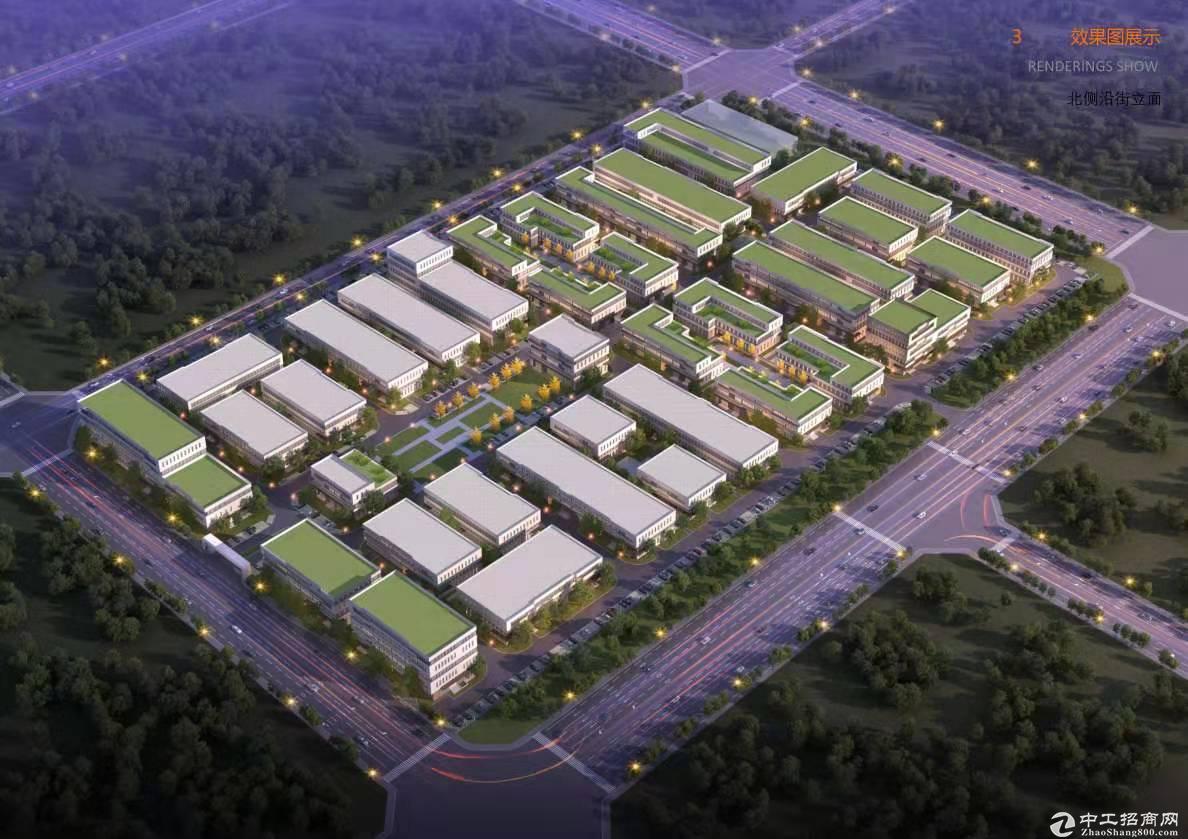 标志性高端厂房、环境宜人、设施先进