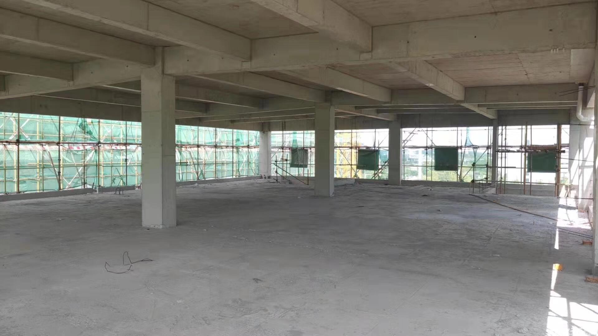 长沙高新区标准厂房 准现房 有预留车位