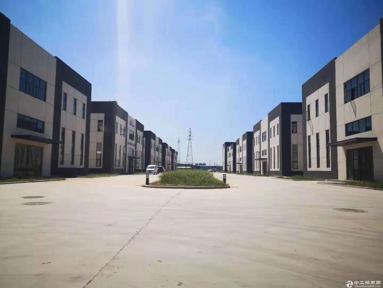 正规工业园区 单层厂房 挑高9.5米 可环评