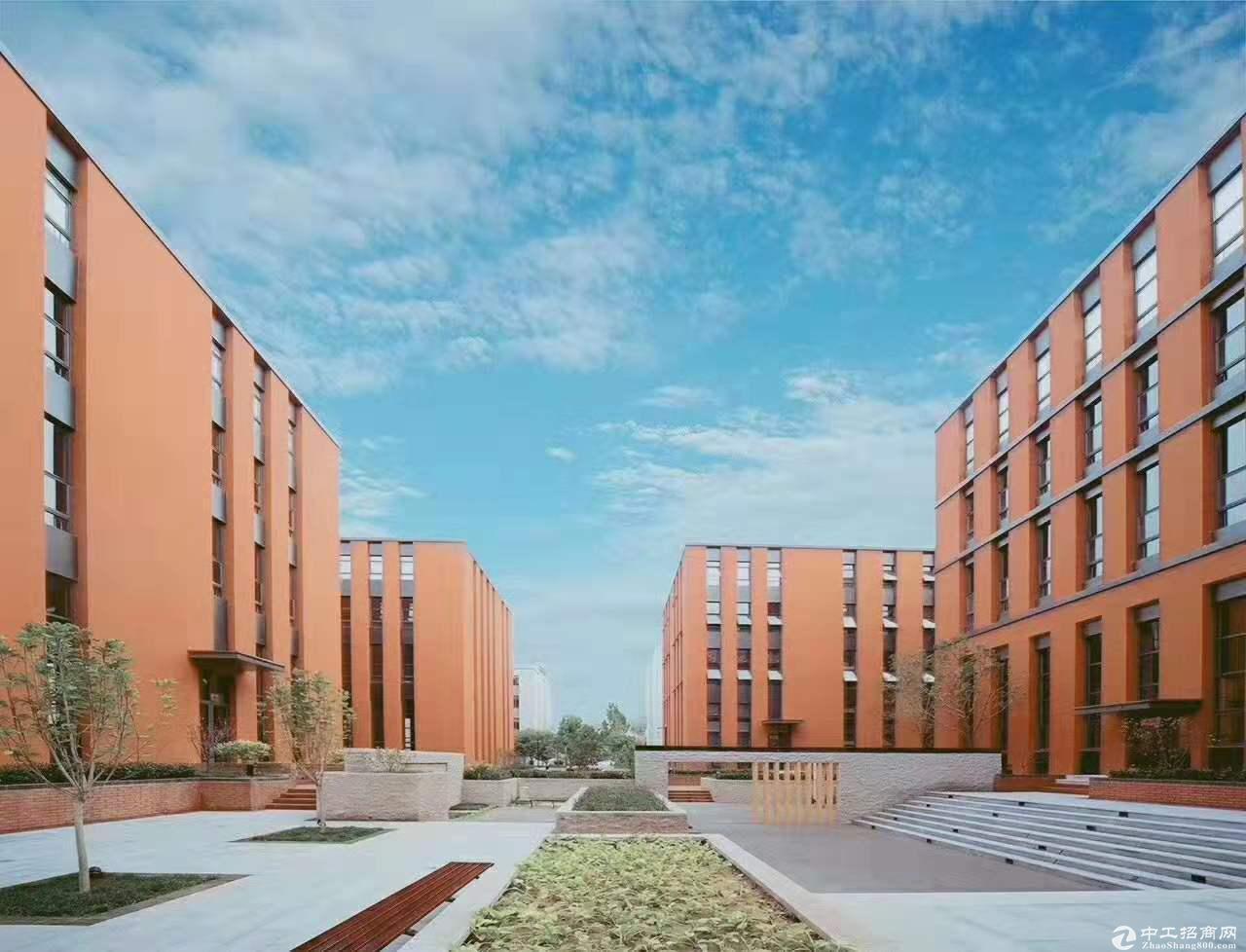 京雄G4产业带 和谷产业园 北京周边独栋厂房 可生产环评贷款