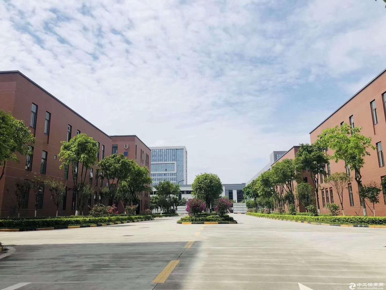 中关村平谷科技园可环评生产厂房