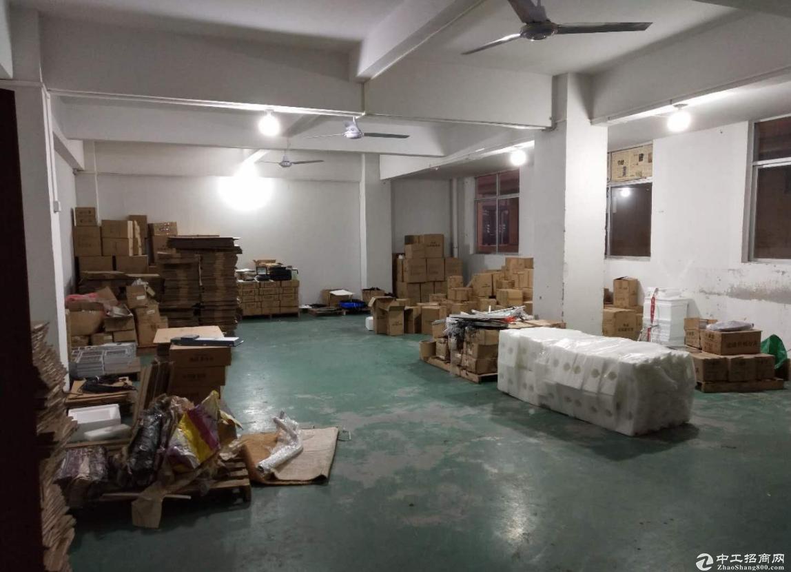 狮山小塘工业大道500方足仓库出租