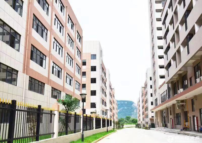 广州周边带产权厂房/红本双证50年产权,每层独立产权