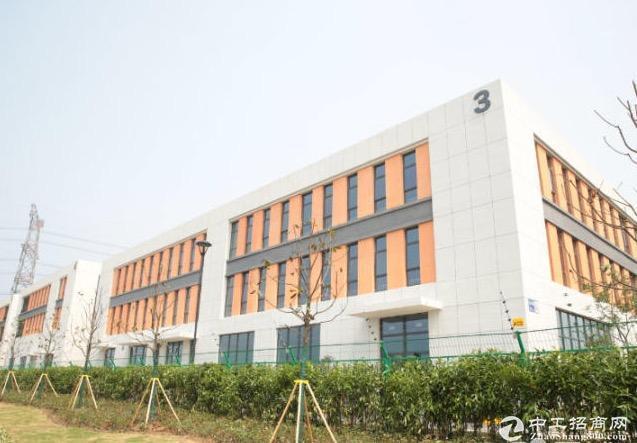 中南高科-秦汉智康云谷基地产业园区招商,手续齐全,可贷款低首付