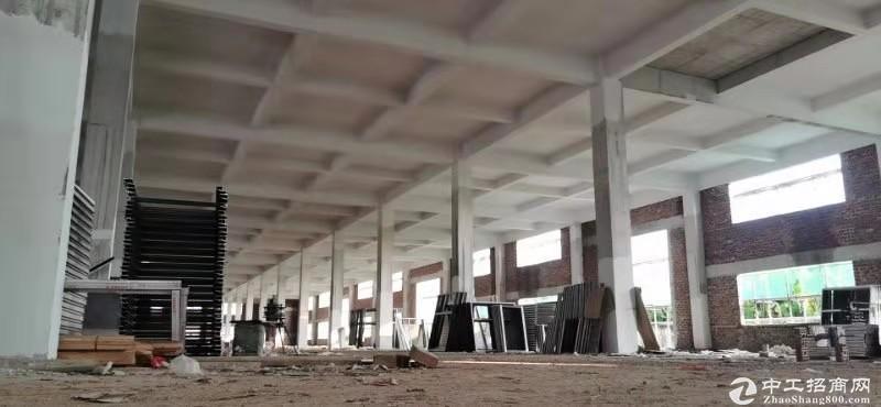新会睦洲工业区新建单一层厂房18481方出租 可整租可分租