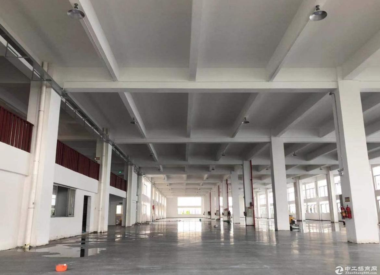 近公交,群富工业区附近1500方工业园区厂房 可分租