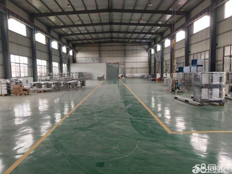 胡桥工业园区一房东绿证厂房可分租可做家具带环评厂房出租