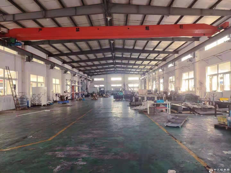 杨王园区300平方分租大环评独栋厂房出租