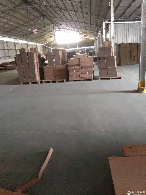 江海区礼乐工业区单一层厂房1000方出租 适合仓库和小加工-图2