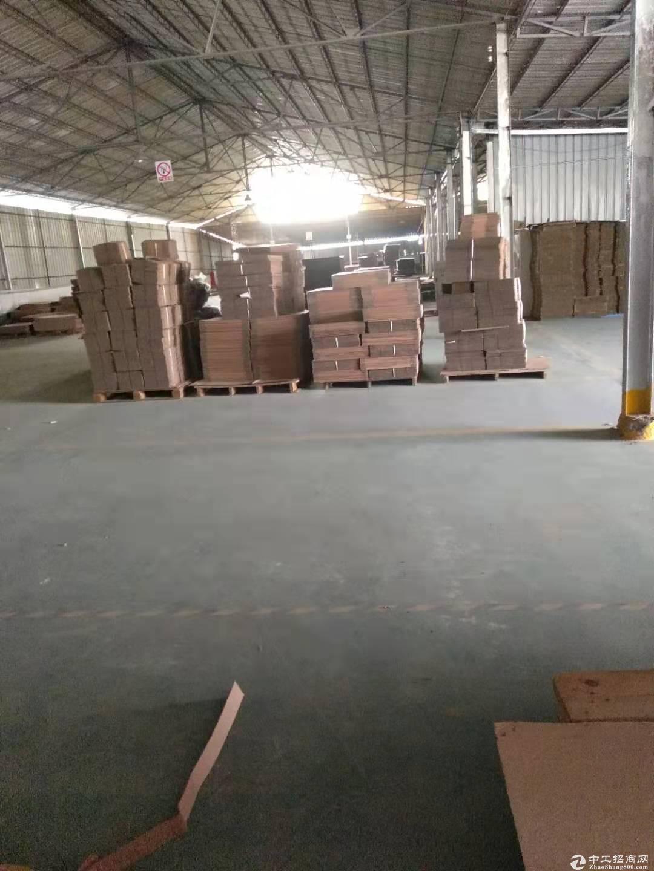 江海区礼乐工业区单一层厂房1000方出租 适合仓库和小加工-图3