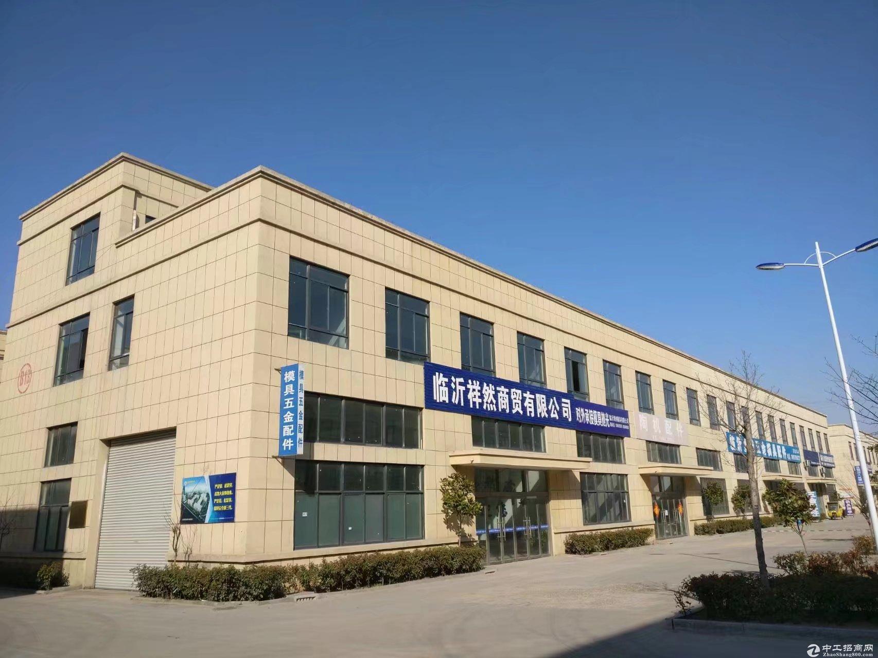 山东国际模具产业园厂房出售-图3