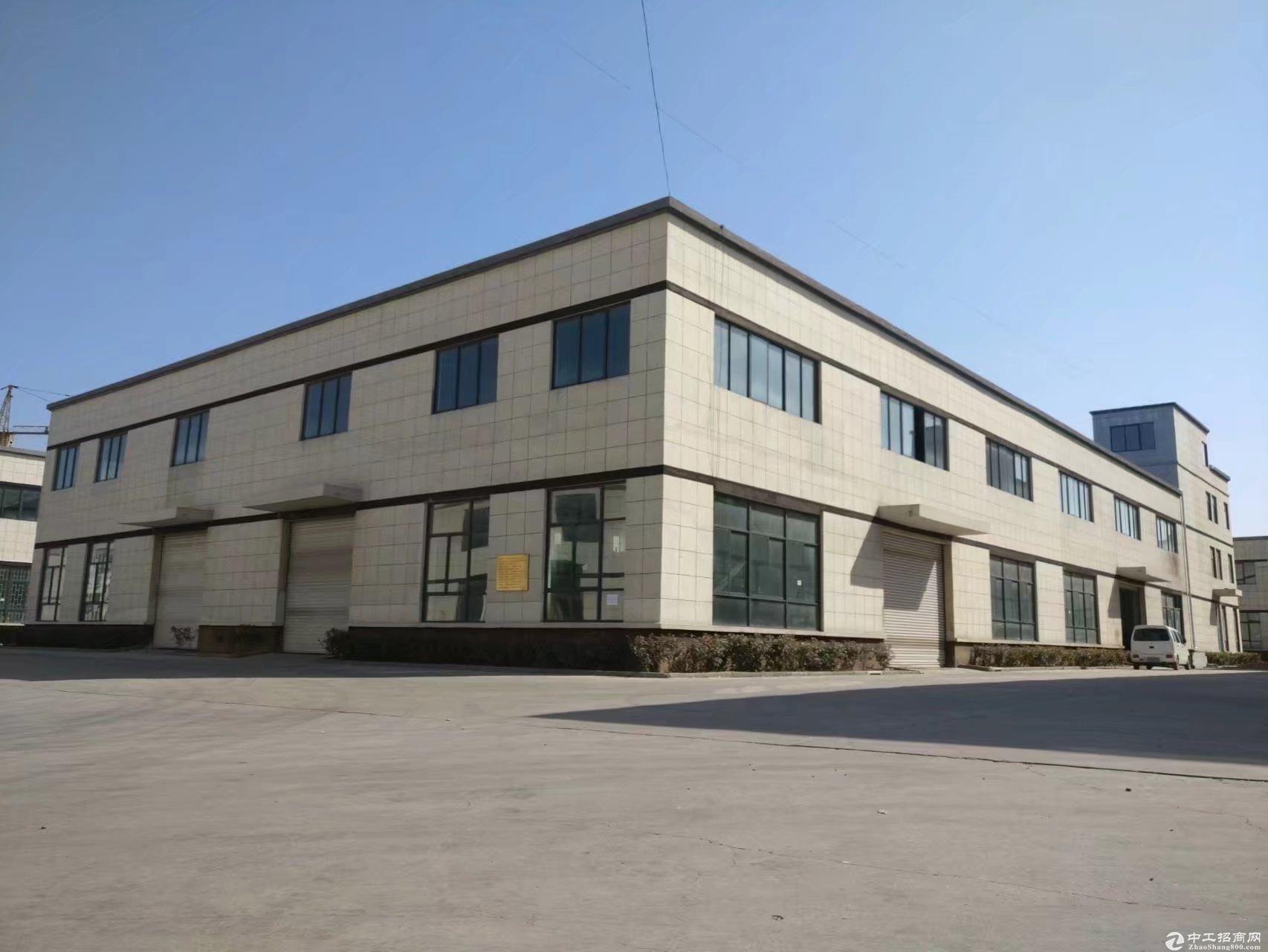 山东国际模具产业园厂房出售-图4