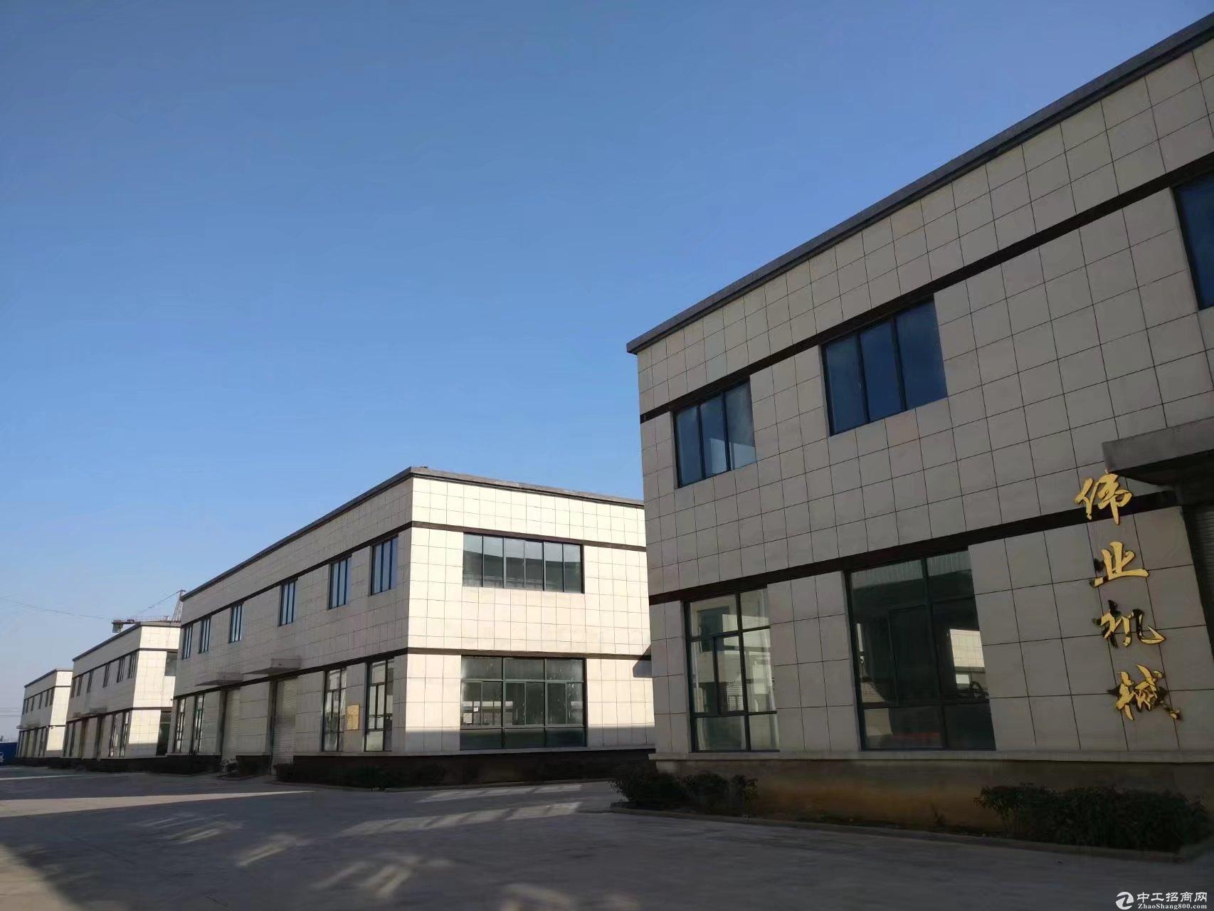 山东国际模具产业园厂房出售-图5