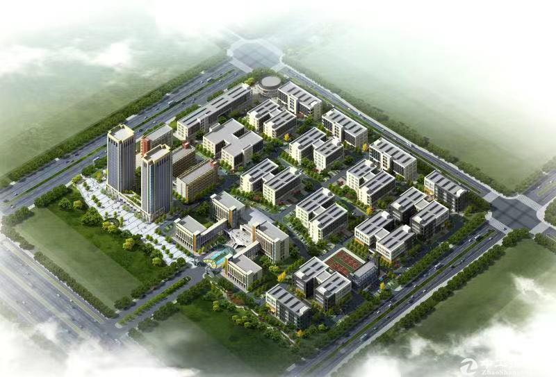 渭北现代工业组团——标准化厂房现房出租