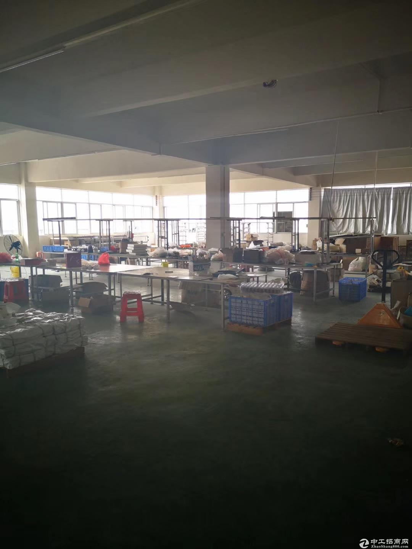高新工业区标准厂房楼上450方出租 带装修已铺地坪漆适合仓库