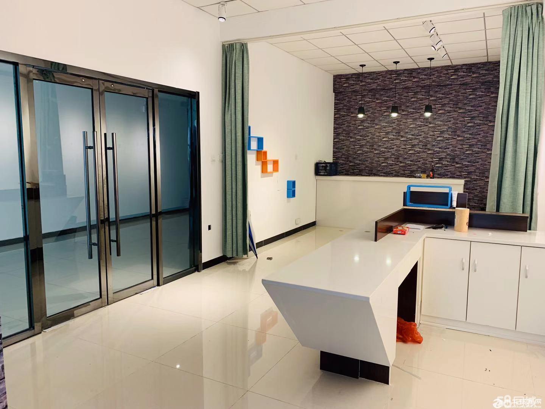 燕郊【重点示范园区】292平米精装 办公座椅齐全直租