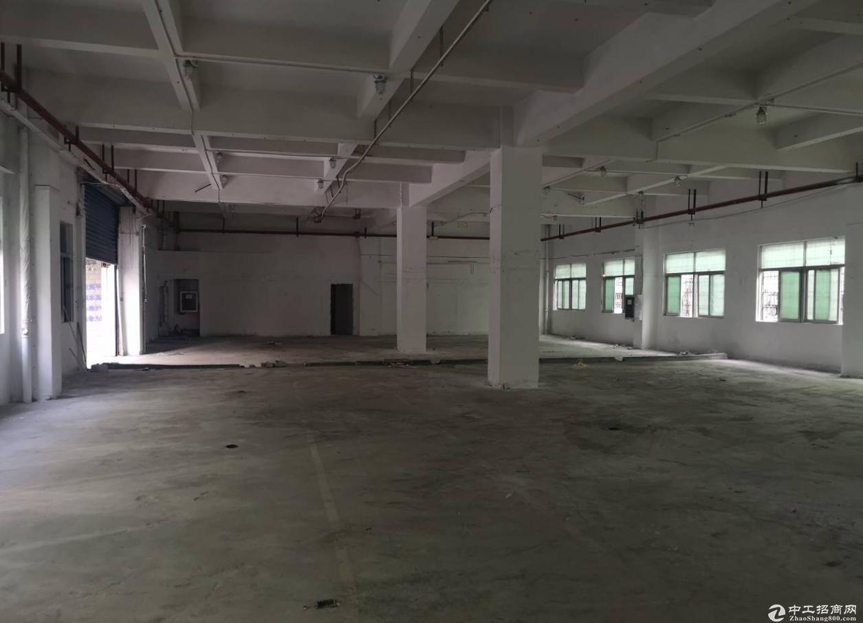横栏三沙 一楼700平米厂房出租