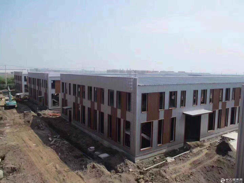 南京标准工业厂房,国家示范产业园区,50年产权,低首付