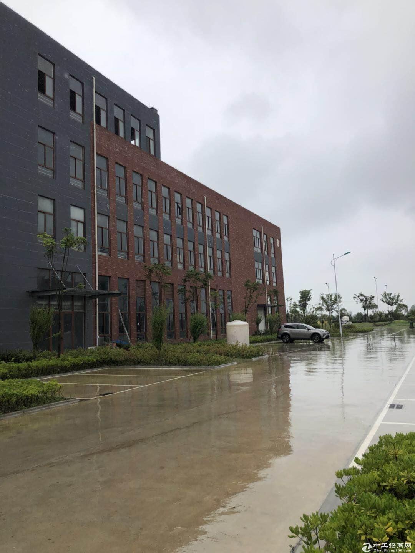 售2层稀缺独栋框架厂房,首层7.9米,50年产权