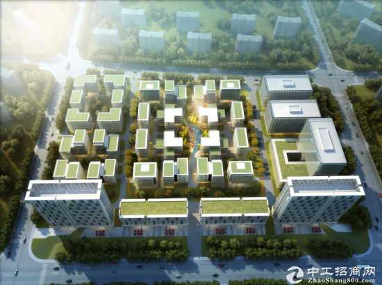 全新标准园区厂房,独栋,政策返税,环境优美