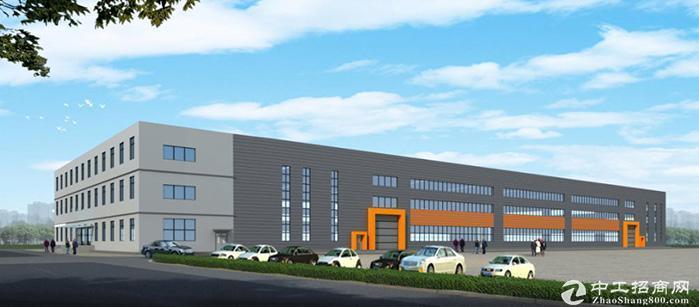 好消息!绿天使莱西高新技术产业园,标准厂房仅售价3800元/㎡起!!