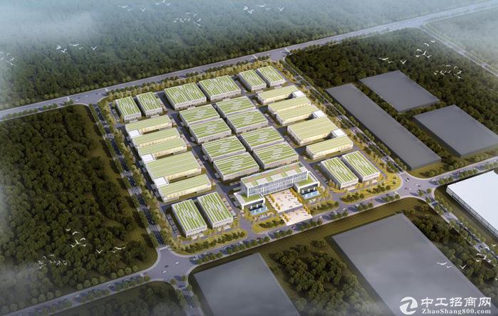 莱西高新技术产业园打造综合性技术产业园
