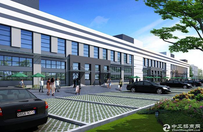 绿天使莱西高新技术产业园园区交通与设施齐全