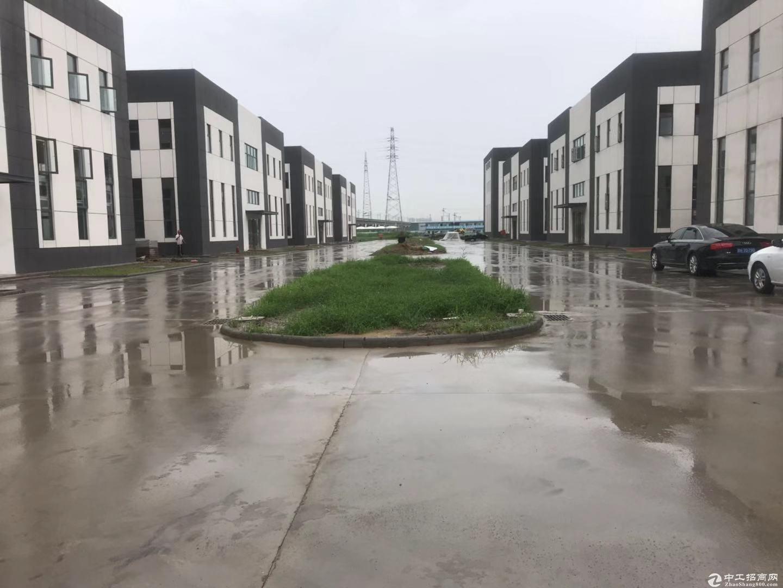 正规工业园区 独栋单层厂房 可环评立项