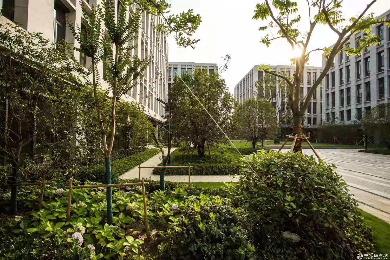 苏州一手厂房项目,开发商直销,全力打造优质产业园区