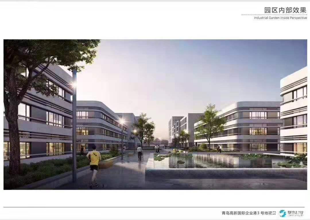 胶州大产权标准厂房-图2