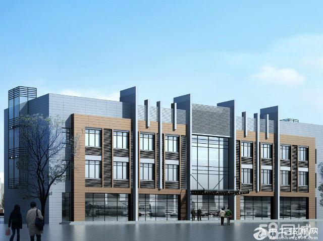 正规工业园高层高大跨度可细分有产权可按揭