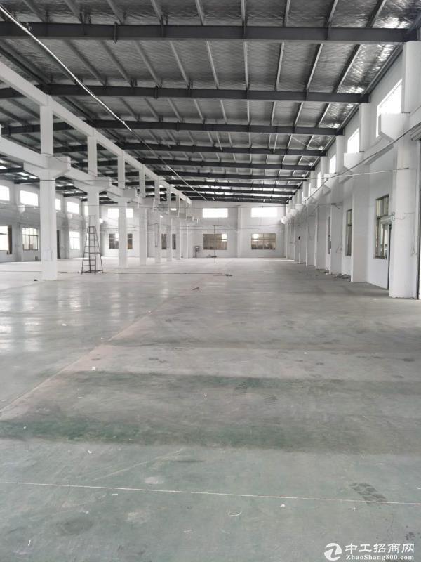 太仓市双凤工业区单层厂房2300平,可分租、可环评