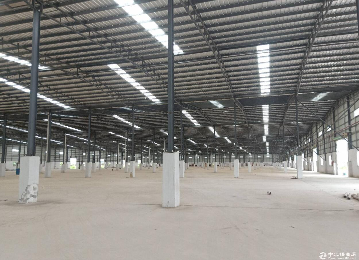 肇庆市全新钢构厂45000平出售 可分 证件齐全