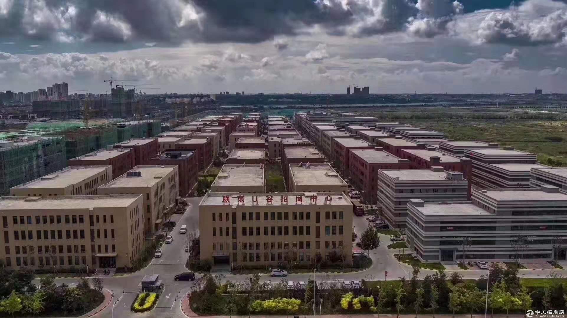 青岛首家标准厂房水电管网齐全火爆招商中图片5