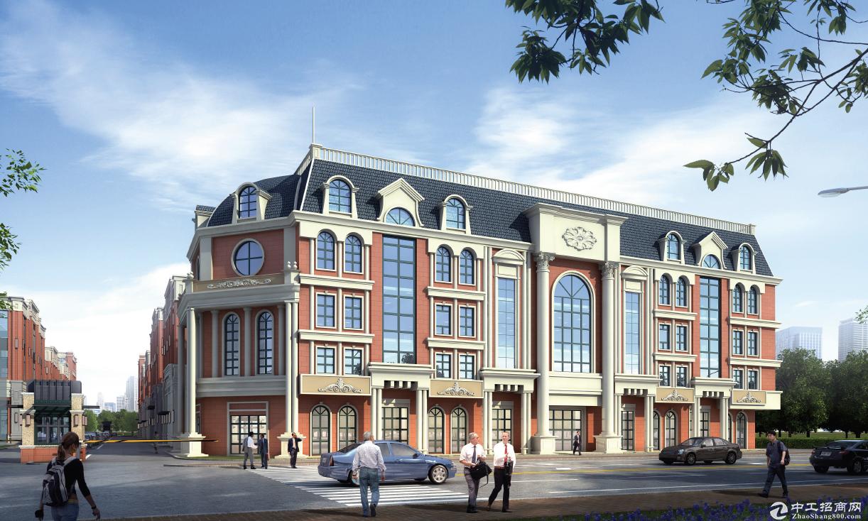 新建欧式厂房出售104板块