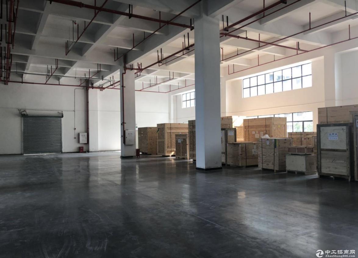 东升同茂工业区1000方厂房仓库出租 方正整洁 租金便宜