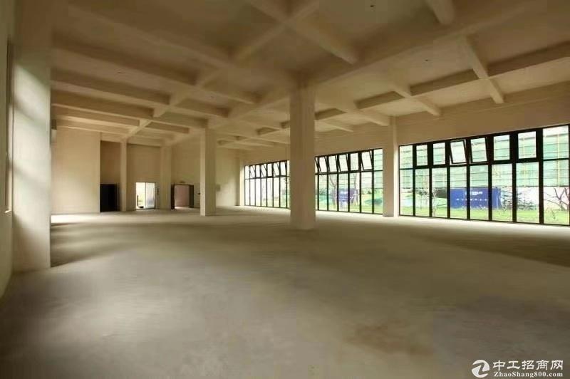 框架结构、分层厂房、厂办一体化独栋大产权厂房出售。